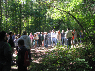 September 18 walk at the Westboro Wildlife Management Area