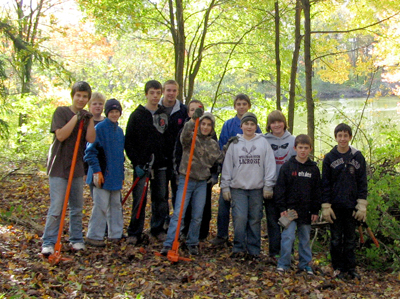 Westborough Boy Scouts Troop 4