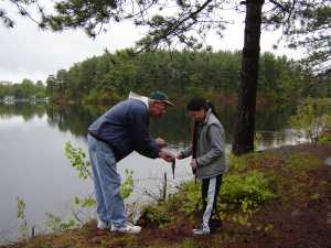 Learn to Fish clinic